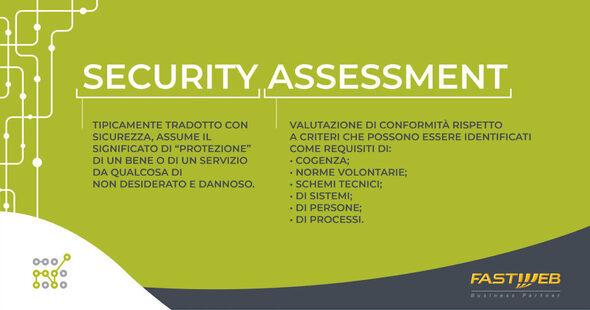 Security Assessment: identifichiamo cosa e come proteggere!